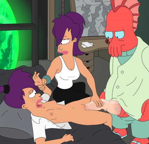 Remarkable, Women of futurama naked