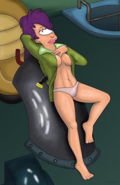 Amy Futurama Naked