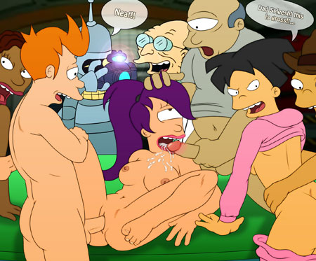 Women of futurama naked pity, that